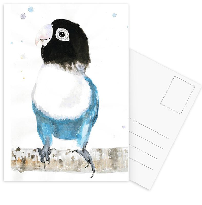 Sigrid Postcard Set