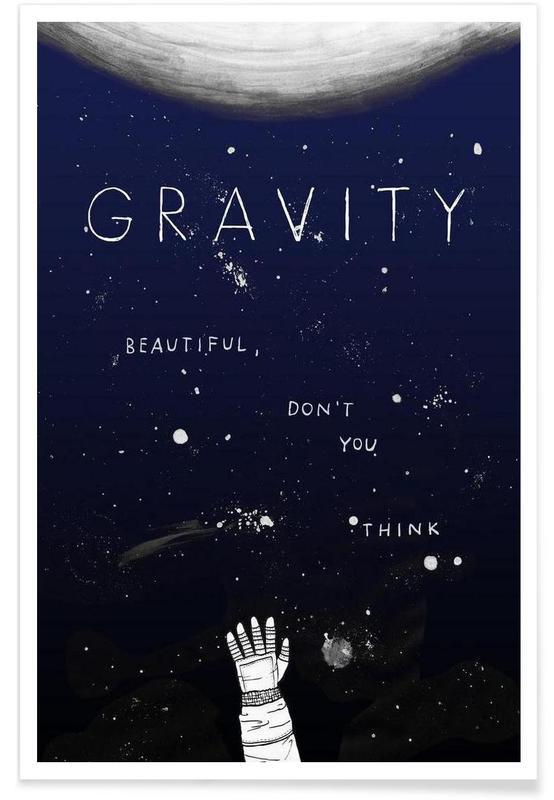 , Gravity affiche
