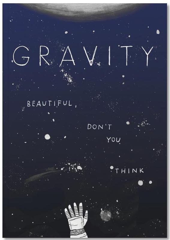 , Gravity Notebook