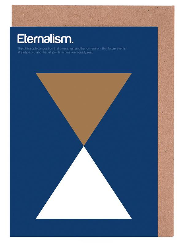 Eternalism -Grußkarten-Set