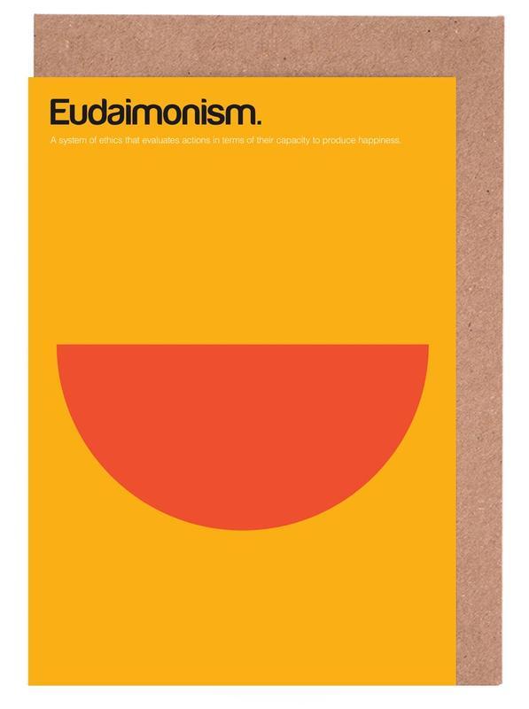 Eudaimonism cartes de vœux