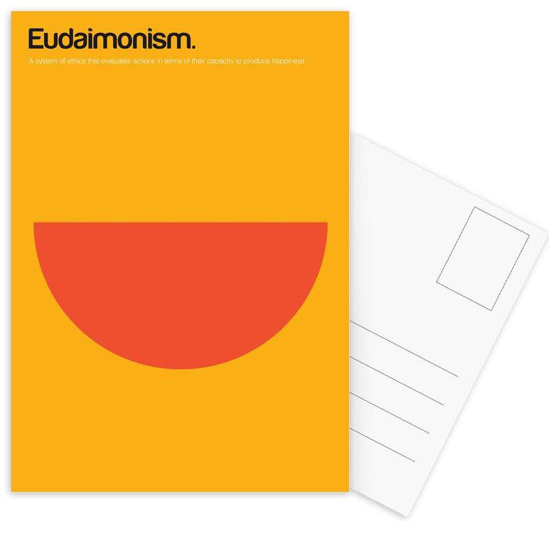 Eudaimonism cartes postales