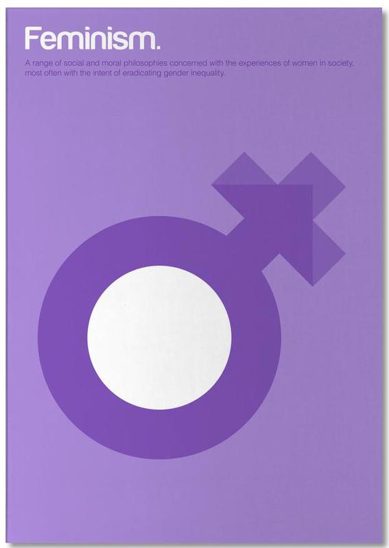 Feminism Notepad
