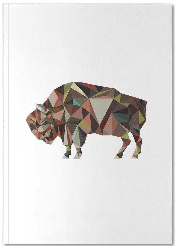 , A.Bison Notebook