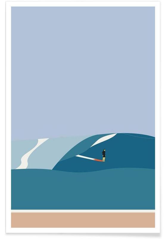 Surf, Fornøjelse Surf No. 03 affiche
