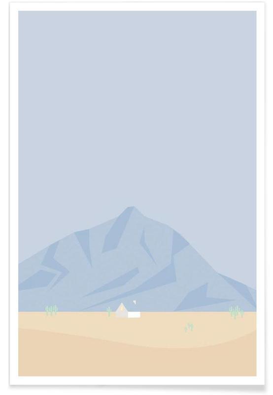 Hus No. 3 -Poster