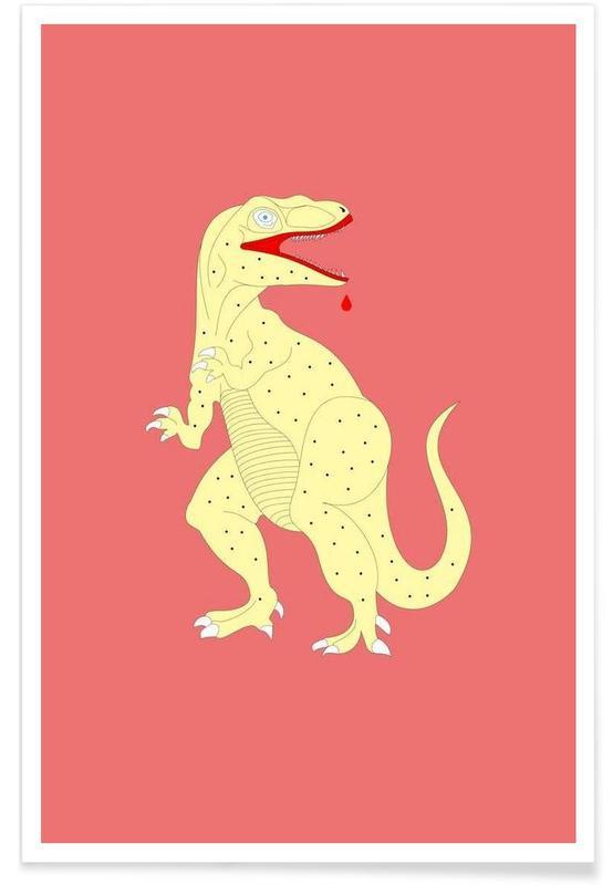 Dinosaurs, Dinosaurus Poster