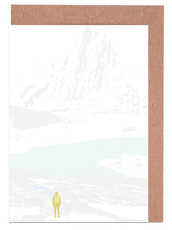 Udendors No.2 Greeting Card Set