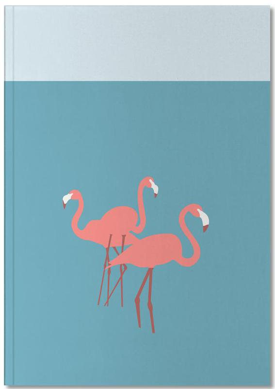 Flamingos, Flamingo Notebook