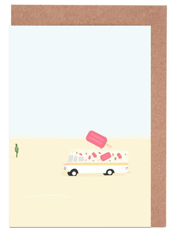 Isbilen Greeting Card Set