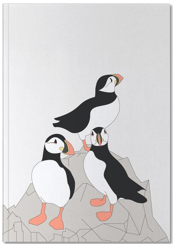Penguins, Lunde Notebook