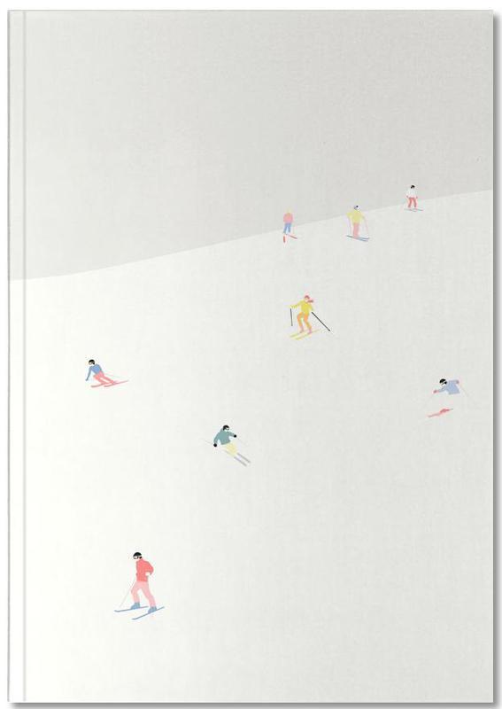 Skibakken Notebook