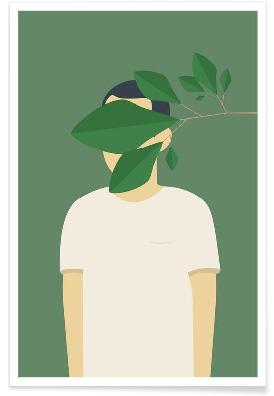 En Smuk Dag I Skoven Poster