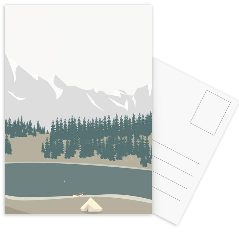Lejr Postcard Set