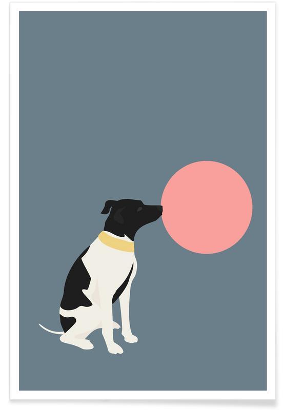 Dogs, Jævnt Begavet Poster