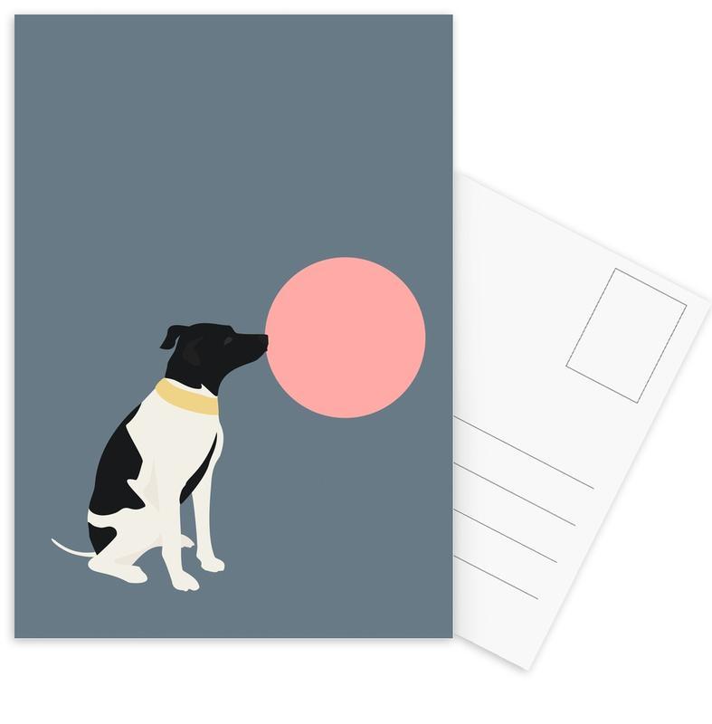 Jævnt Begavet cartes postales