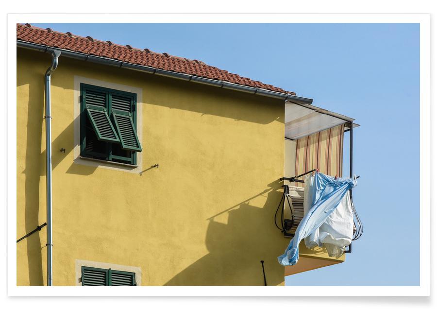 Architekturdetails, Italia -Poster