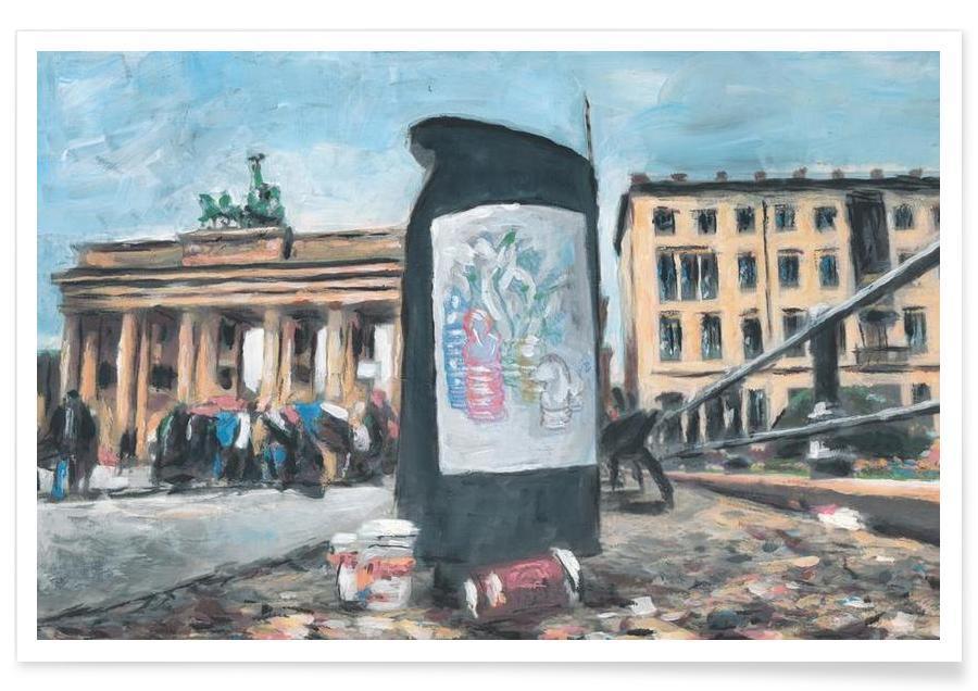 Berlijn, Burgers, Das Spiel des Lebens poster