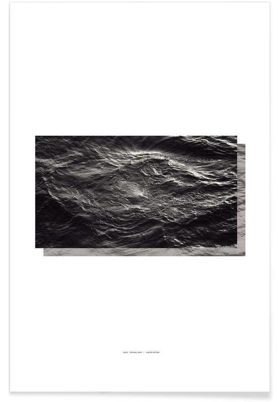 Océans, mers & lacs, Storm affiche