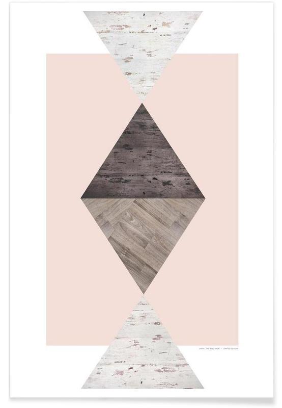 Wood N.1 poster