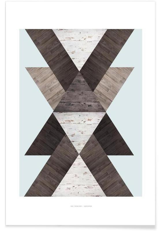 , Wood N.2 affiche