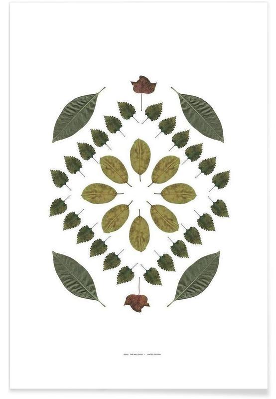 Bladeren en planten, Botanicals 2 poster