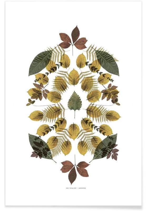 Botanicals 3 -Poster