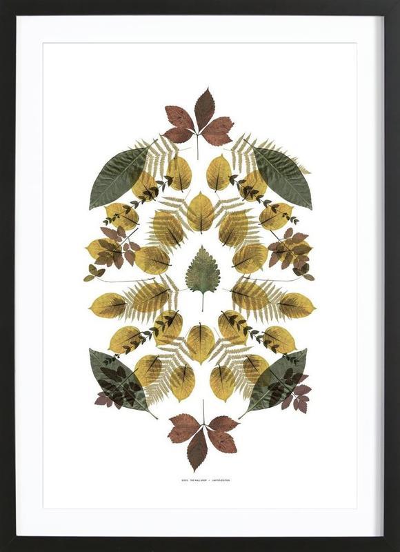 Botanicals 3 ingelijste print