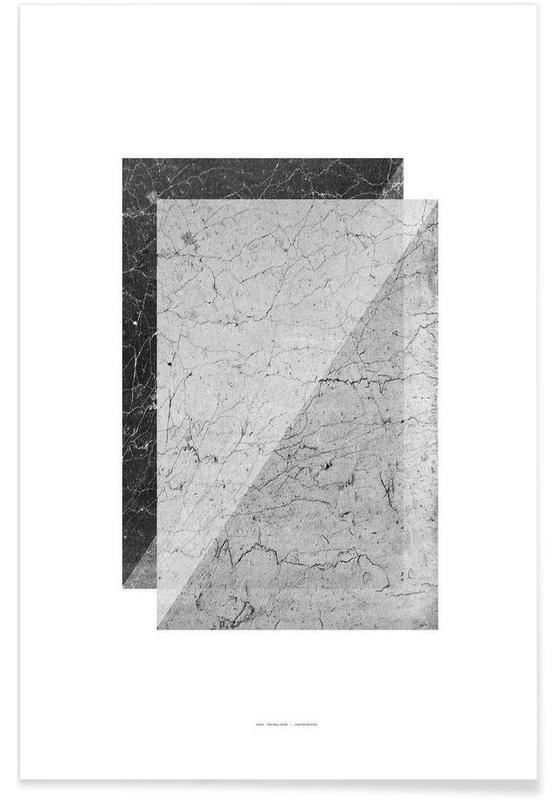 Noir & blanc, Broken Walls affiche