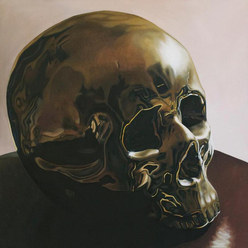Vanité Atelier 4 -Acrylglasbild