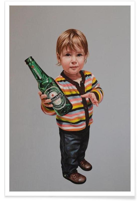 Bière, Bière Enfant Juliette affiche