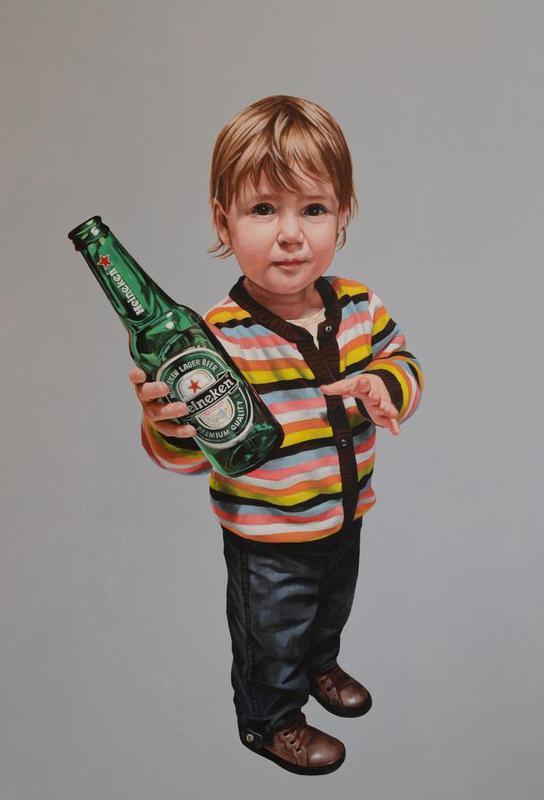 Bière Enfant Juliette -Alubild