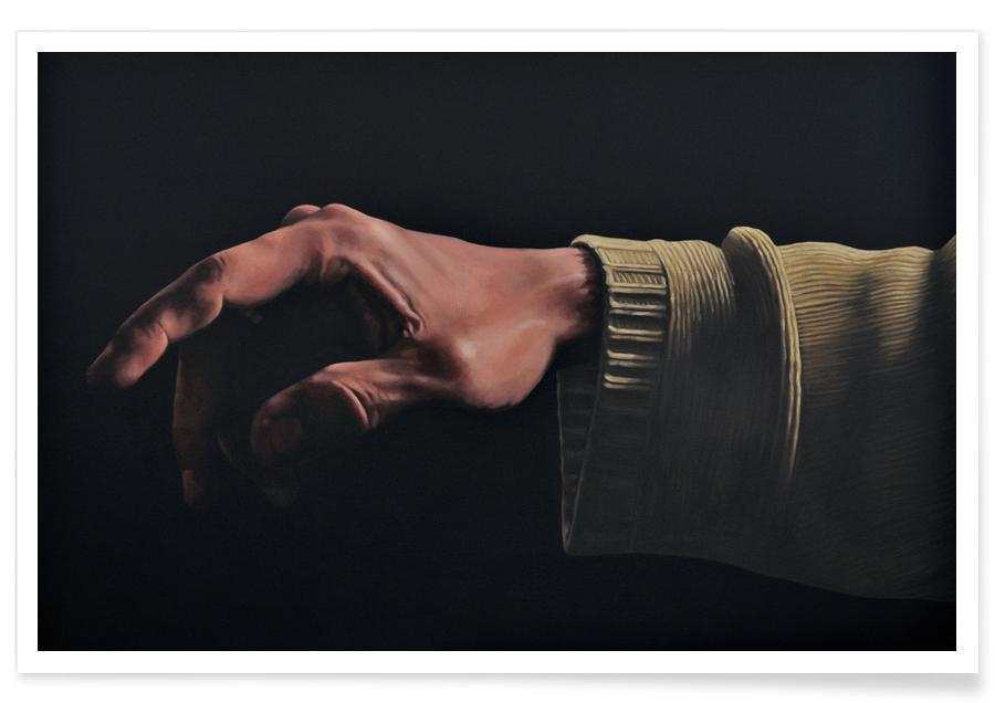 Main du Créateur Poster