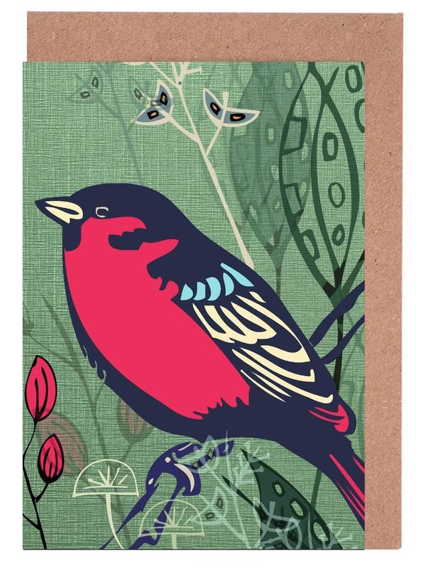 Bird Greeting Card Set