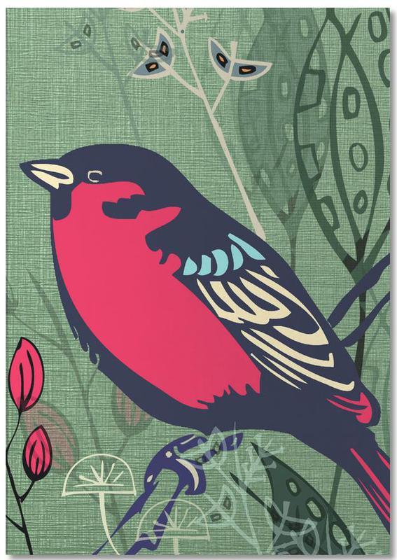 Bird Notepad