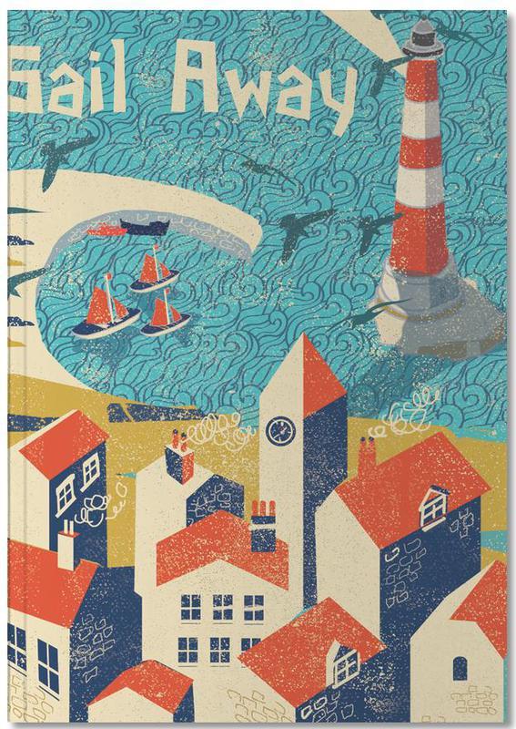 Sail Away Notebook