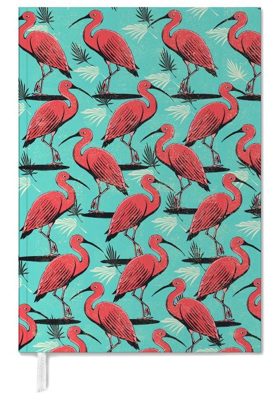 Retro, Kraanvogels, Scarlet Ibis agenda