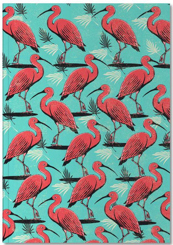 Scarlet Ibis Notebook