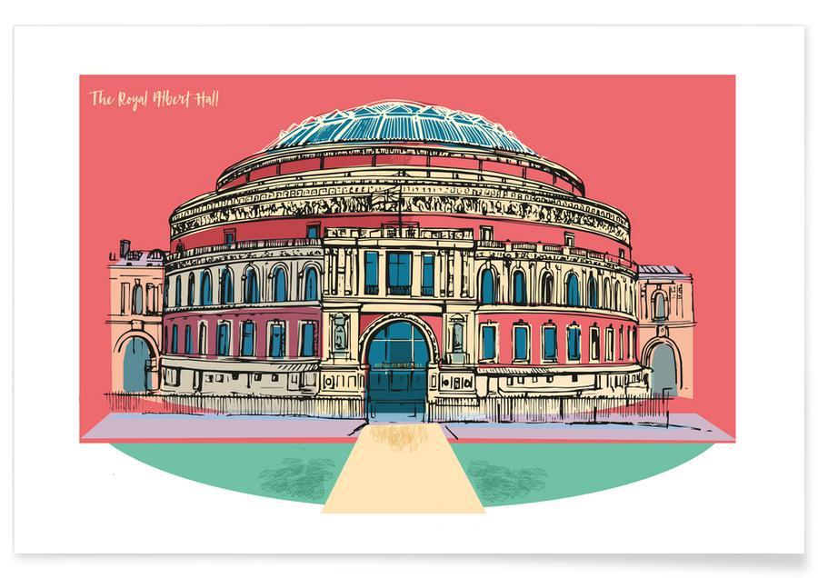 Royal Albert Hall Poster