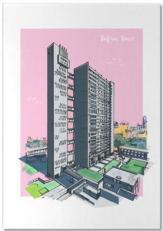 Balfron Tower Notepad