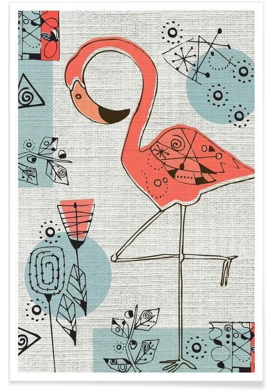 Flamingo 2 Poster