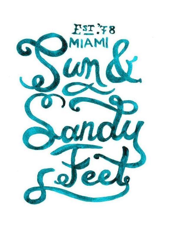 Sandyfeet Canvas Print