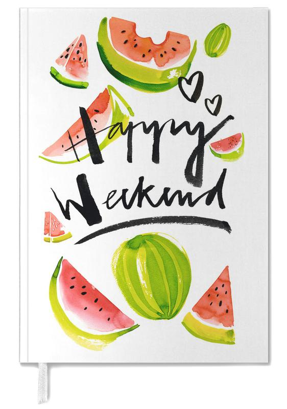Happy Weekend Personal Planner