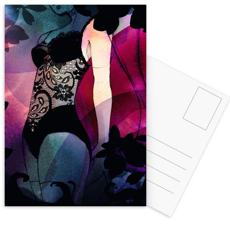 Jungle Postcard Set