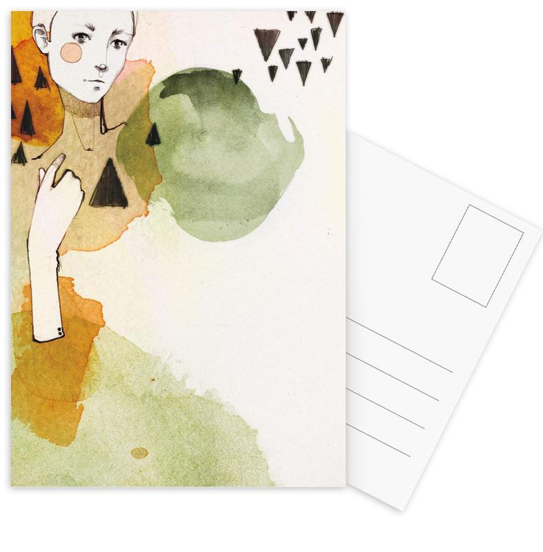 Mariolle Postcard Set