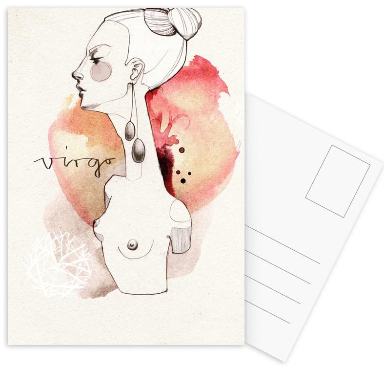 Jungfrau Postcard Set