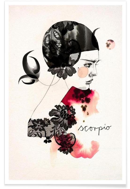 , Skorpion Poster