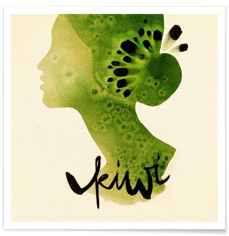 Kiwis, Kiwi Poster