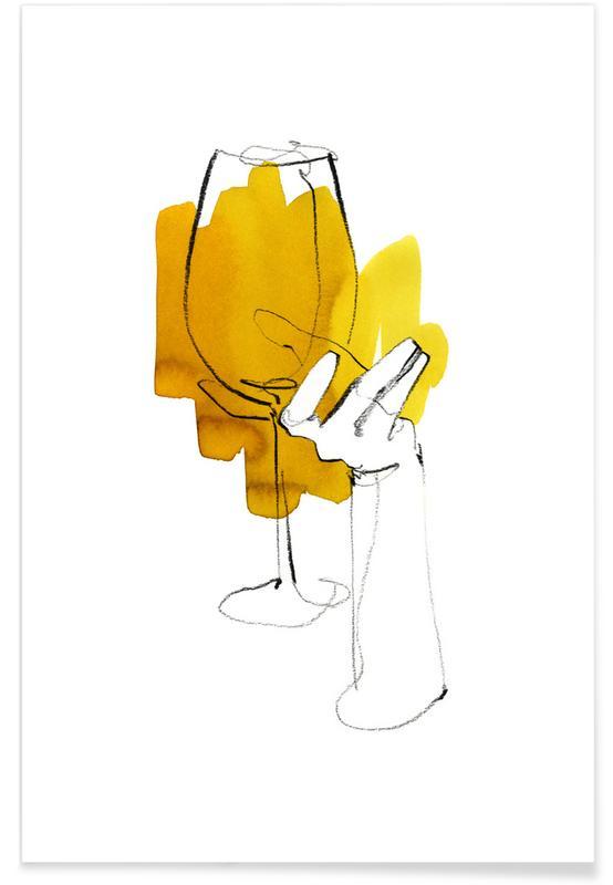 Vino affiche