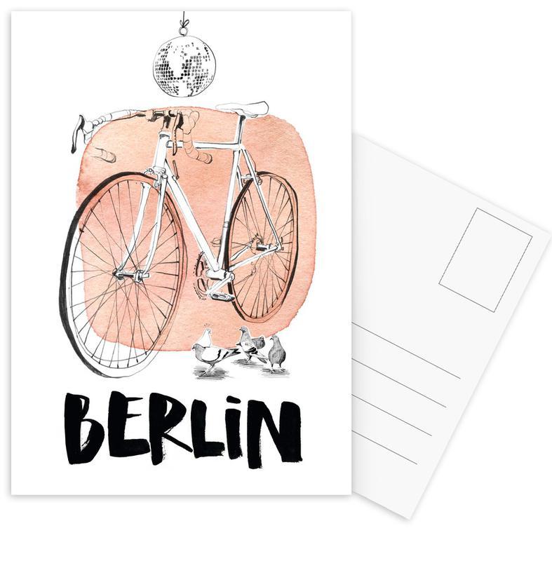 Täubchen -Postkartenset